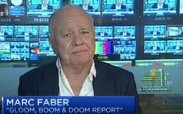 Tỷ phú Marc Faber lạc quan về thị trường chứng khoán ngắn hạn, bi quan dài hạn