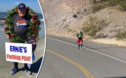 Thanh niên cũng phải nể phục cựu binh 93 tuổi: Vượt qua 4.000km xuyên nước Mỹ trong ròng rã 3 năm