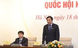 Quốc hội bầu Chủ tịch nước, Thủ tướng, Chủ tịch QH tại Kỳ họp thứ 11