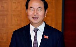 98,18% đại biểu Quốc hội bầu ông Trần Đại Quang giữ chức Chủ tịch nước