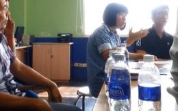 Công nhân Cty TNHH Gadys đình công: Giám đốc tuyên bố công nhân muốn nghỉ việc cứ nghỉ!