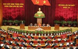 Sáng nay, công bố kết quả bầu cử Bộ Chính trị, Ban Bí thư