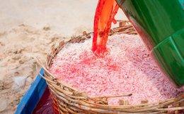 Bộ Y tế vào cuộc vụ nhuộm đỏ con ruốc bằng hóa chất ở Phú Yên