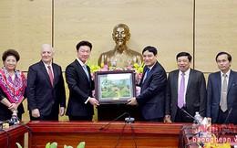 Doanh nghiệp Thái Lan sẽ xây dựng KCN tại Nghệ An