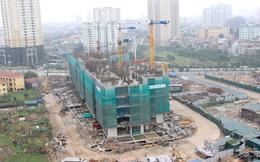 """Tiến độ thi công một loạt dự án """"HOT"""" tại Hà Nội"""