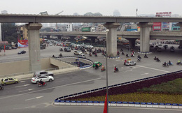 Giao thông Hà Nội sẽ có thêm 185 nút giao khác mức