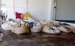 Vụ chôn chất thải của Formosa ở trang trại: 267 tấn chứ không phải 100 tấn