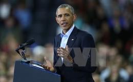 Ông Obama tin TPP sẽ giúp Mỹ có lợi thế so với Trung Quốc