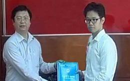 Thu hồi báo cáo nhanh vụ bổ nhiệm ông Vũ Minh Hoàng