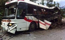 Xe khách chở người Việt nổ tung tại Lào, 9 người chết