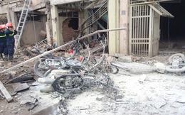Nổ kinh hoàng tại khu đô thị Văn Phú - Hà Đông: Ít nhất 4 người chết