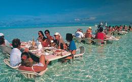 13 nhà hàng nổi tiếng thế giới khiến bạn ngỡ mình đang thưởng thức tiệc ở chốn bồng lai tiên cảnh