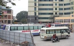 Từ 26/7, bến xe Lương Yên ngừng hoạt động