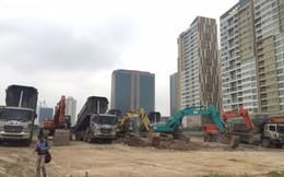 Dự án Công viên hồ điều hòa Nhân Chính: Gói xây lắp giảm gần 25 tỷ đồng