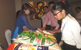 Gạo xuất khẩu bị trả về không độc hại