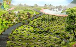 Hà Nội có thêm khu công viên, nghĩa trang rộng gần 10ha