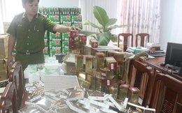 Phát hiện kho mỹ phẩm giảdo Trung Quốc sản xuất