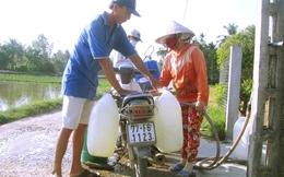 41.000 người dân thiếu nước sinh hoạt trầm trọng