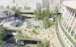 Tiết lộ những hạng mục thiết kế cho Sân vận động mới của Nhật Bản