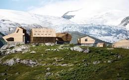 Những ngôi nhà cabin xinh đẹp giữa phong cảnh đồi núi