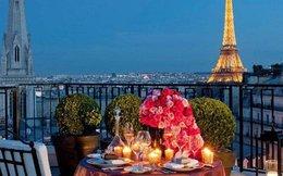 Chiêm ngưỡng 10 khách sạn xa hoa nhất ở Paris
