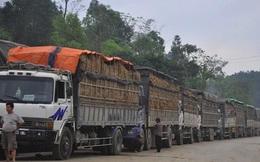 Biên giới Việt- Trung: Nhập hàng TQ tăng vọt, xuất đi giảm mạnh