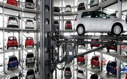 10 cách thiết kế garage để xe độc lạ nhất trên thế giới