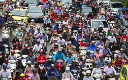 TS. Đinh Thị Thanh Bình: Hà Nội chỉ có thể cấm xe máy ở quy mô… thí điểm