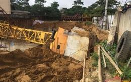 Vụ sập cẩu tháp đè chết 1 học sinh: Lộ công trình không phép