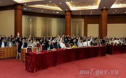 100% cử tri Bộ Tài chính đề cử Bộ trưởng Đinh Tiến Dũng ứng cử ĐBQH khóa XIV