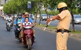 TP.HCM: Không yêu cầu người dân chứng minh xe chính chủ