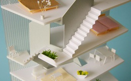 Đẹp ngỡ ngàng với thiết kế căn hộ 30m2 siêu thông minh