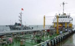 Phát hiện tàu vận chuyển trái phép hơn 13.000 m3 xăng Ron 92