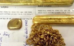 """Cảnh báo: Vàng miếng """"độn"""" bột lạ, chỉ có 40% giá trị vàng thật"""