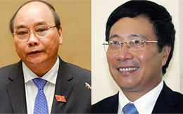 2 Phó Thủ tướng được giới thiệu ứng cử đại biểu quốc hội
