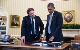 Chân dung người chuyên chấp bút diễn văn cho Obama