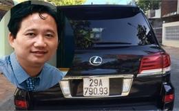 Vụ Lexus biển xanh: Những bất thường trong điều chuyển nhân sự