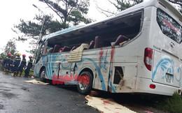 Tin nóng: Hai xe khách tông nhau trên đèo Prenn, 8 người chết