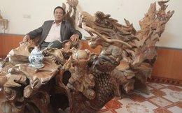 Chiêm ngưỡng vật phẩm tiền tỷ quý hiếm của giới nhà giàu Việt