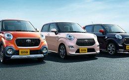 Ô tô Toyota Nhật 250 triệu: Chị em thành phố quá sướng