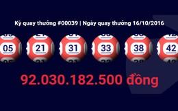 92 tỷ trả thưởng lấy đâu ra: Xổ số có bị lỗ?