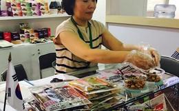 Sau Nhật, Thái, hàng Hàn đổ bộ vào thị trường Việt