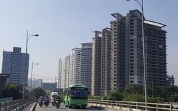 Cận cảnh cung đường dày đặc dự án bất động sản nhất khu Nam Sài Gòn