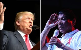 """Tổng thống Philippines """"đổi giọng"""" khi nói về Mỹ"""