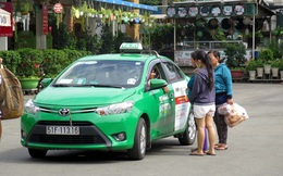 Cước taxi giảm không tương ứng với giá xăng