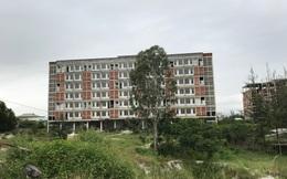 Cận cảnh dự án khu ký túc xá 600 tỷ bỏ hoang giữa lòng thành phố Đà Nẵng