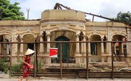 TPHCM yêu cầu xử lý việc tháo dỡ trái phép biệt thự cổ 100 tuổi ở Bình Thạnh