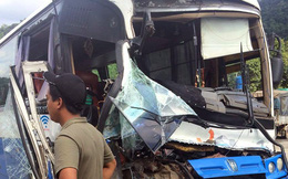 Tài xế dũng cảm cứu hàng chục hành khách trong xe đổ đèo mất phanh