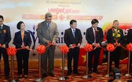 Vietjet khai trương đường bay TP.HCM – Kuala Lumpur