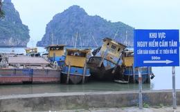 'Đống sắt vụn' hàng trăm tỷ gây ô nhiễm vịnh Hạ Long